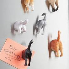 Load image into Gallery viewer, Magnets - Cat Butts