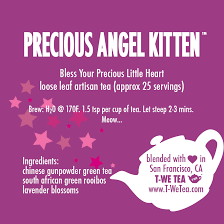 Precious Angel Kitten-Green Tea