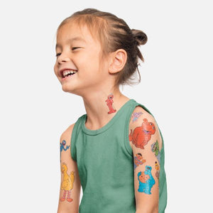 Tattoos - Sesame Street