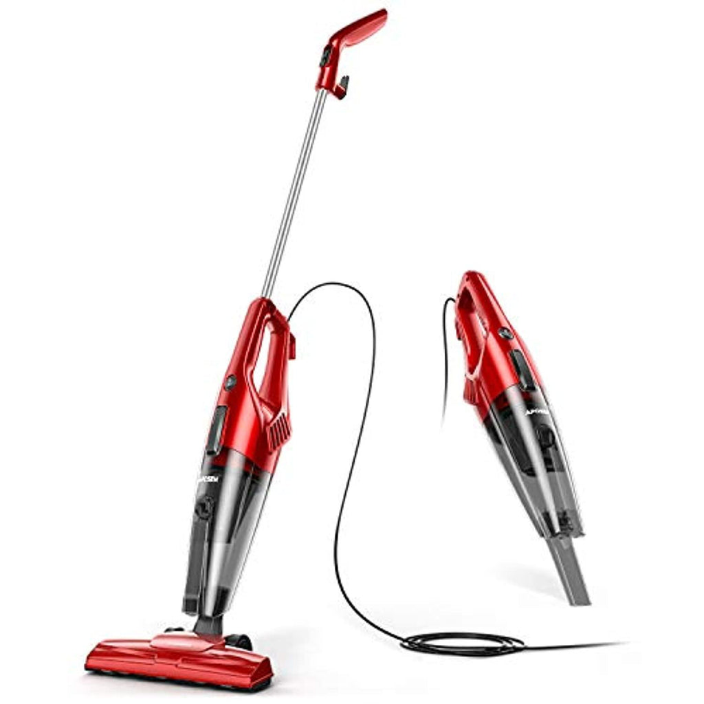 15KPA Lightweight Quiet Corded Stick Vacuum ST600 - Aposen