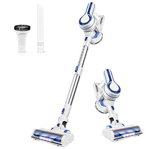 APOSEN Upgraded 3rd Cordless Vacuum Cleaner H150