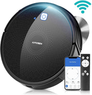 APOSEN Wireless Robot Vacuum Cleaner A550 Black - Aposen
