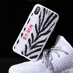 "Drop-Proof ""Yeezy"" Sports iPhone Case"