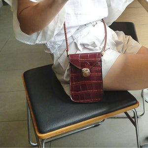 Fashion Mini Vintage Mobile Phone Shoulder Bag Crossbody Bag