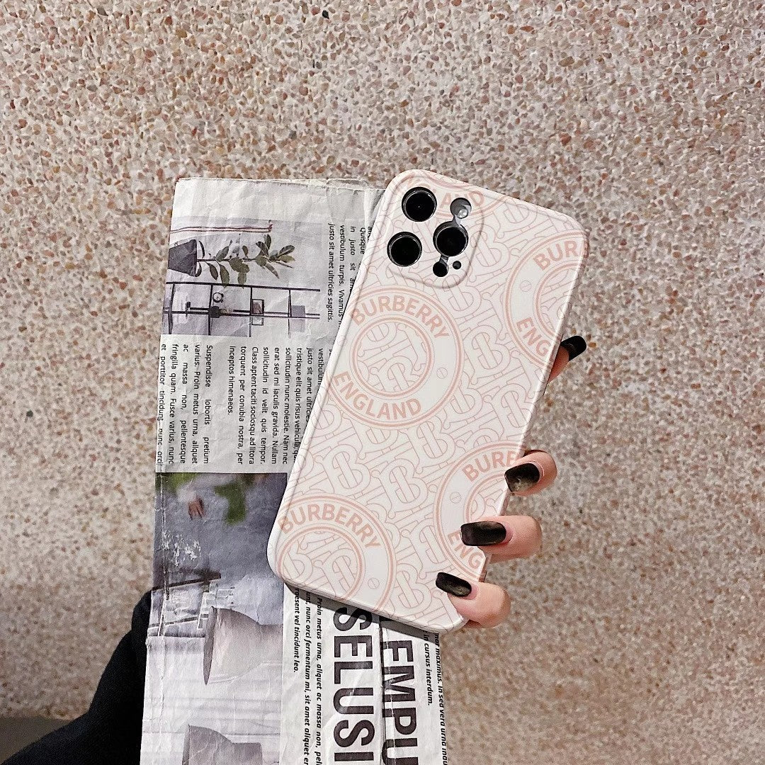 England trendy brand iPhone case