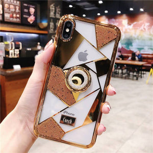 High Quality Ring Phone Case For iPhone - hotbuyy