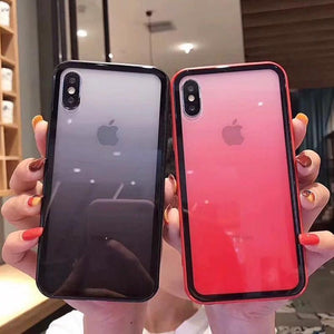 2020 Gradient Candy Color iPhone Case