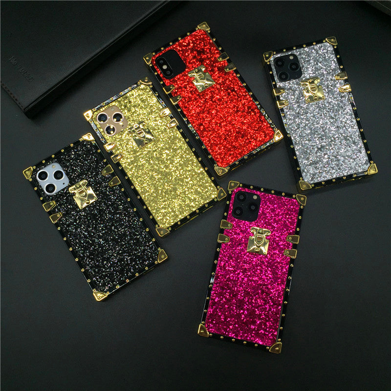 VaryFun丨French Style Vintage Glitter Phone Case For iPhone/SAMSUNG GALAXY