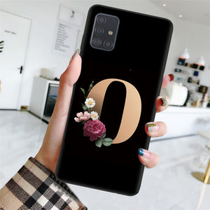 Fashion Letters Soft Phone Cover For Samsung Galaxy S20