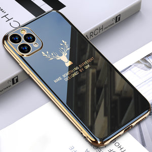 Brand New Luxury Deer Phone Case for iPhone/Huawei