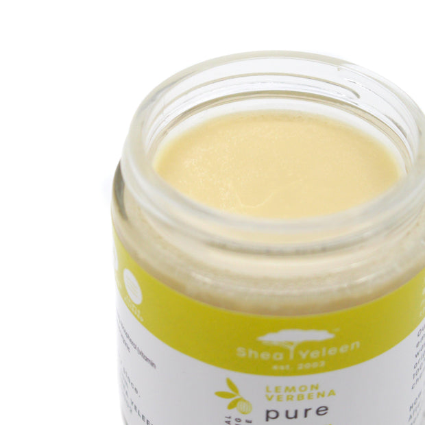 4 oz Lemon Verbena Body Balm
