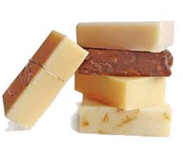 Nakid Shea Butter Soap