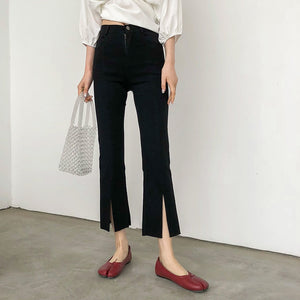 Flared Wear to Work Pants