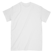 Classic white t-shirt from Rascals Sporting Dogs custom collection