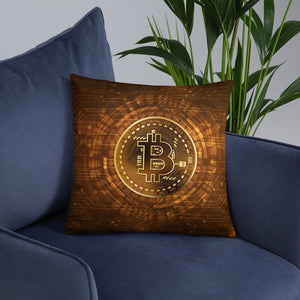 Bitcoin Pillow