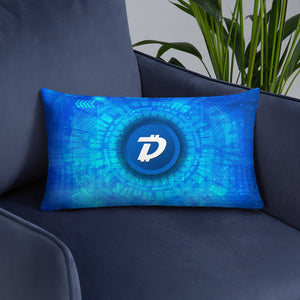 DigiByte Pillow