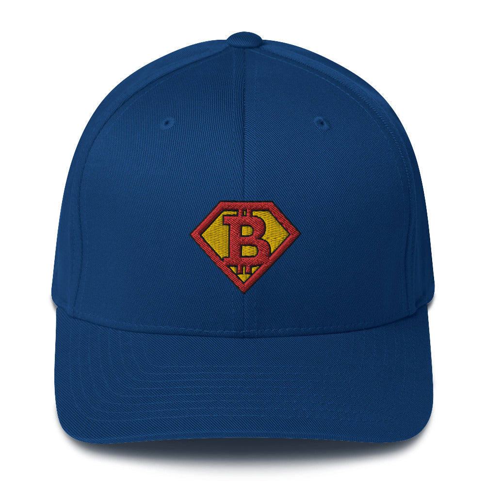 Super Bitcoin Flexfit Hat