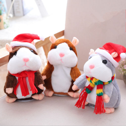 3 Cute Hamster Toy - 1 Royal Living