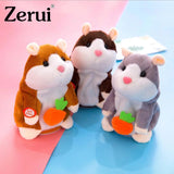Scruffy™ the Talking Hamster Toy-1 Royal Living