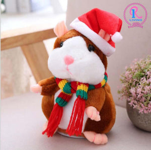 Cheeky™ Talking Hamster Toy-1 Royal Living