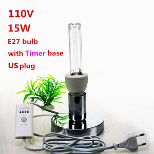 UV Lamp for disinfect bacterial and kill virus-1 Royal Living