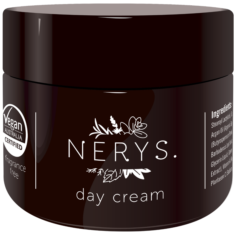 Nerys. Essential Day Cream 50mL Fragrance Free