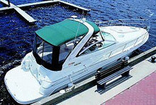 Charger l'image dans la galerie, 300 sc DORAL BOAT CRUISER FULL SUNBRELLA TOP AND CURTAIN 1996 : 2000