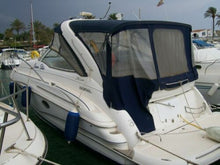 Charger l'image dans la galerie, DORAL BOAT INTRIGUE CRUISER FULL SUNBRELLA TOP AND CURTAIN 2003 : 2012