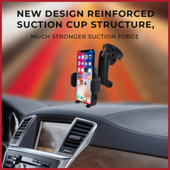 Pivoi Mobile Holder Mount Suction Cup Structure