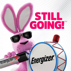 Energizer AA Batteries (48 Count), Double A Max Alkaline Rechargeable Batteries