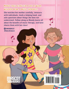 "Signed Copy of ""Mandy's Mom, The Music Therapist"" Book (Reduced Price)"