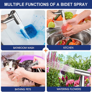 Toilet Bidet Spray Set