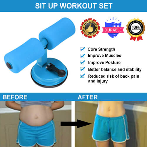 Sit Up Workout Set
