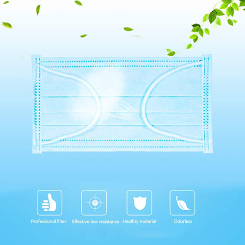 Disposable 10pcs Anti Coronavirus Mask
