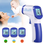 Infared Digital Thermometer with LCD Backlight