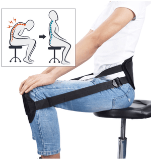 Sitting Back Posture Corrector Belt