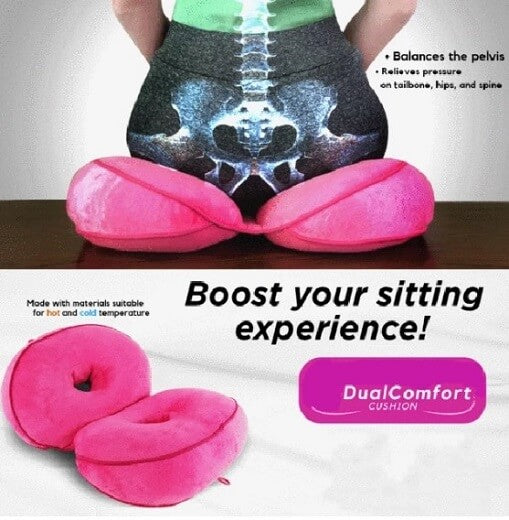 Corrector Posture Seat Cushion Instant