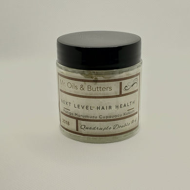 Quadruple Double Butter Moisturizer #4