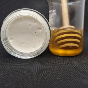 Honey Goatmilk Buttercream Moisturizer