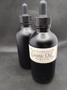 Exotic Oil with Dragonfuit