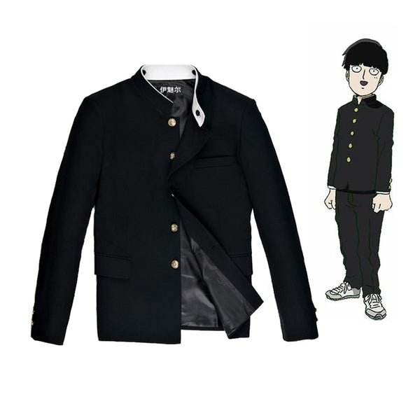 Mob Psycho Cosplay Costume