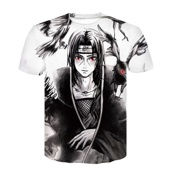 Anime T Shirts Men/women Summer