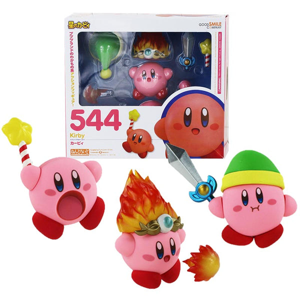 Action Kirby Nendoroid