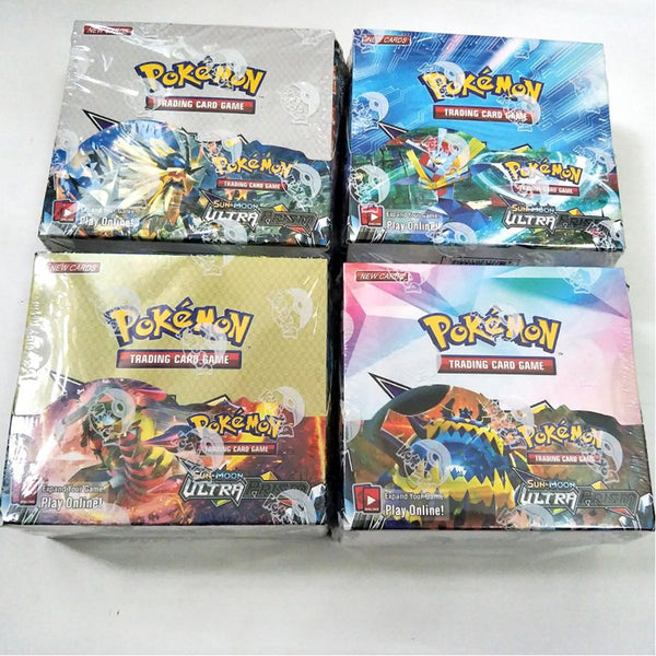 Pokemon  Collectible Trading Cards