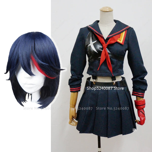 New Kill La Kill Matoi Ryuko Cosplay