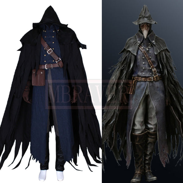 Bloodborne Cosplay Costume