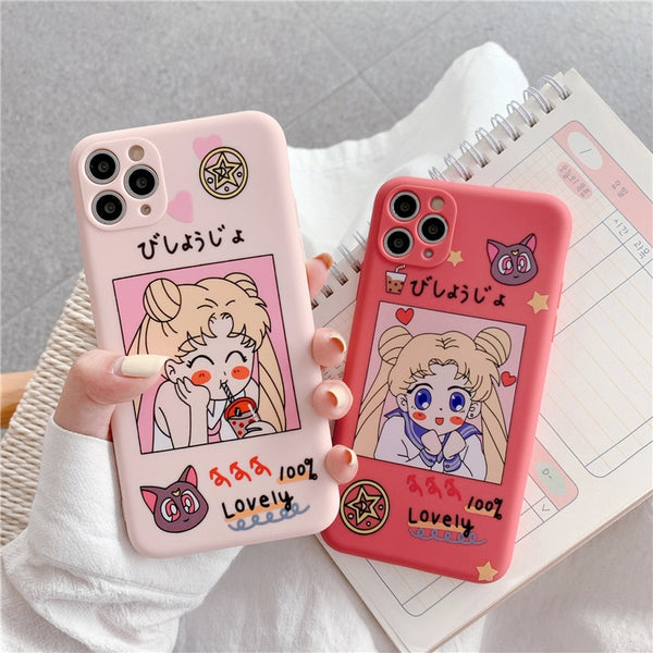 Sailor Moon Phone Cases