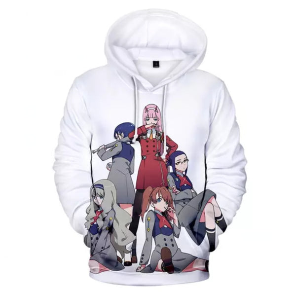 DARLING in the FRANXX Hoodies