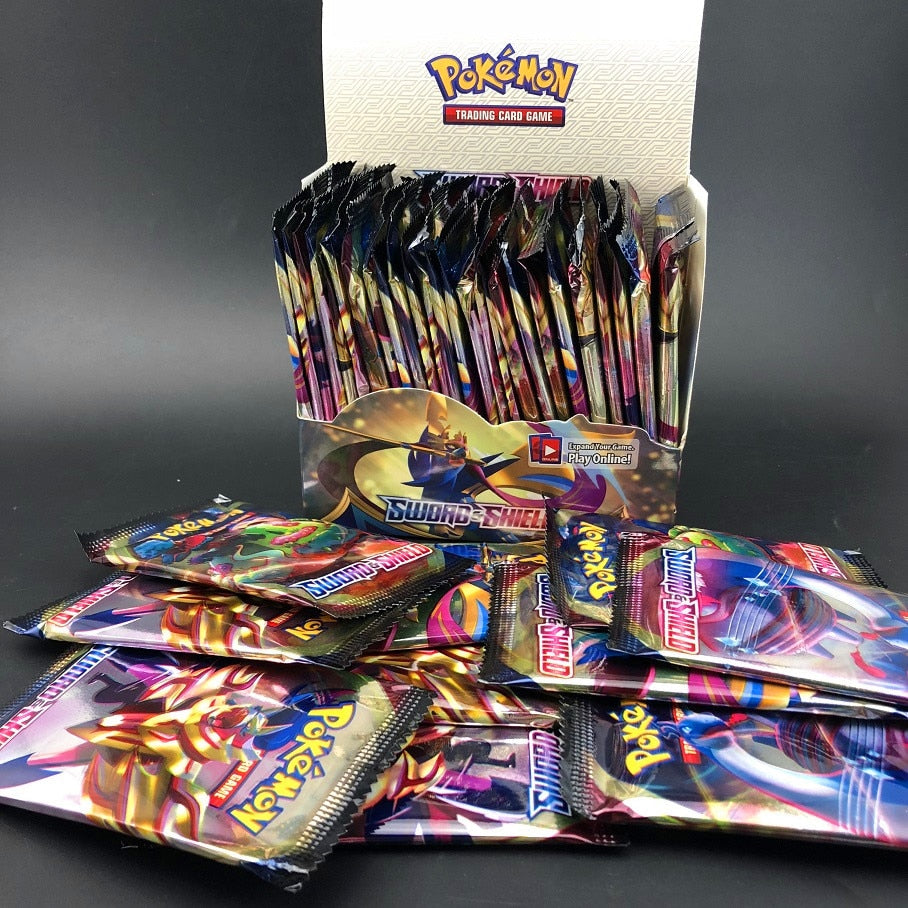 Pokemon Booster Box For Children