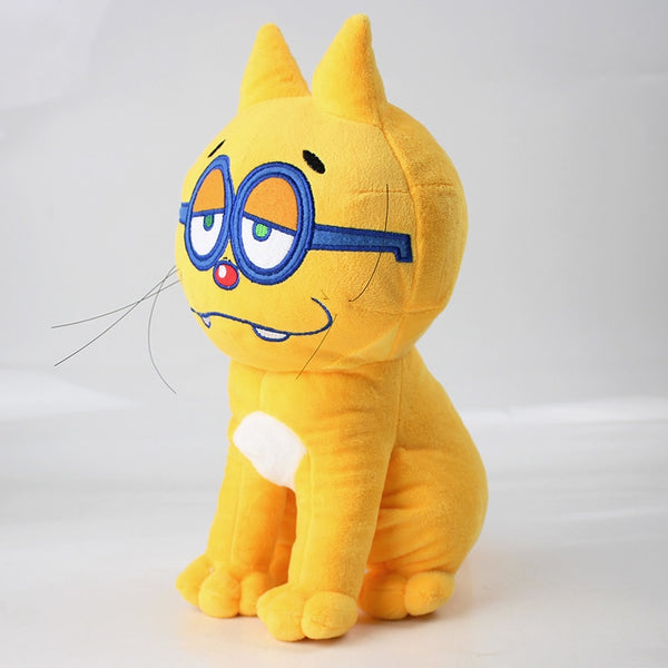 Osomatsu Cat Plush Toy